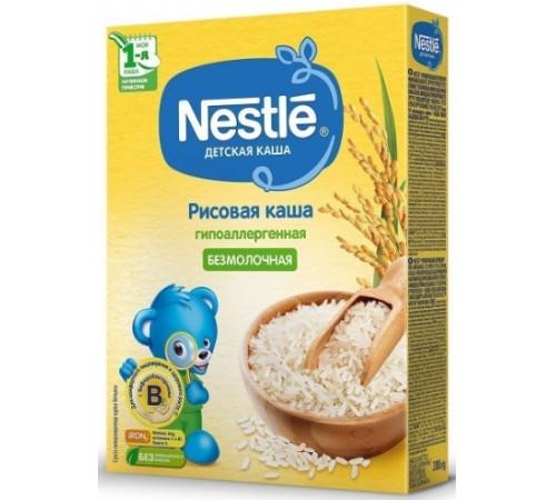 Детское питание в Молдове nestle Каша рисовая безмолочная 200 гр. (4 м+)