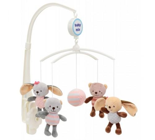 "Jucării pentru Copii - Magazin Online de Jucării ieftine in Chisinau Baby-Boom in Moldova baby mix tk/467m carusel din plus ""animale"""