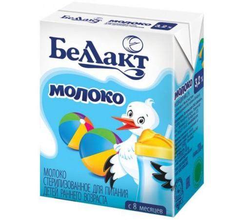 Беллакт lapte sterilizat 3,2% (200 ml.)