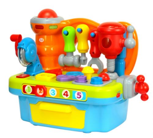 Детскиймагазин в Кишиневе в Молдове huile toys 907 Столик с инструментами