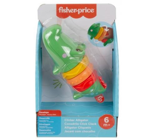 "fisher-price  gwl67 Развивающая игрушка ""Крокодил"""