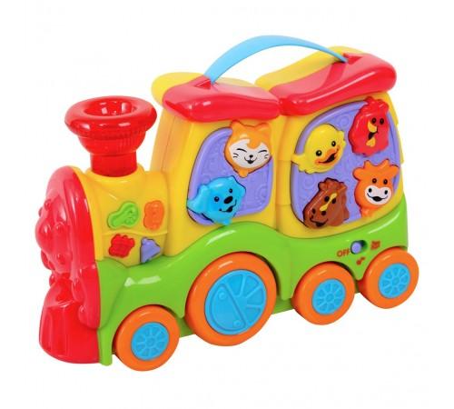 Jucării pentru Copii - Magazin Online de Jucării ieftine in Chisinau Baby-Boom in Moldova playgo 2102 trenul muzical