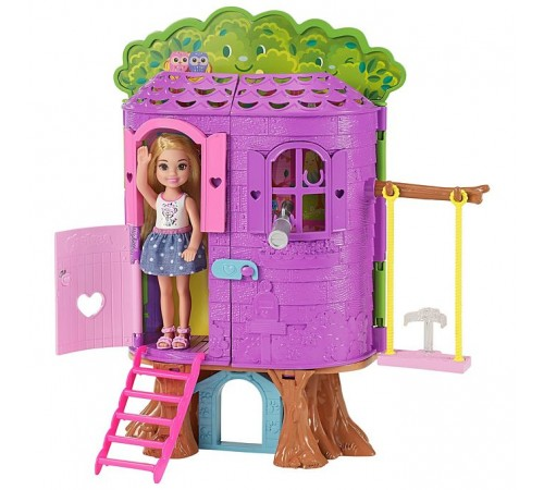 "set barbie ""casa lui chelsea"""