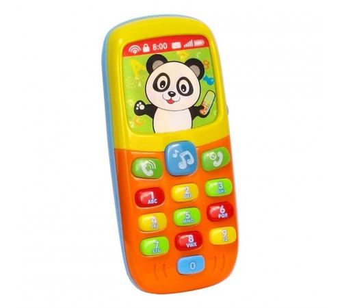 huile  toys 956 Телефон  с музыкой и светом