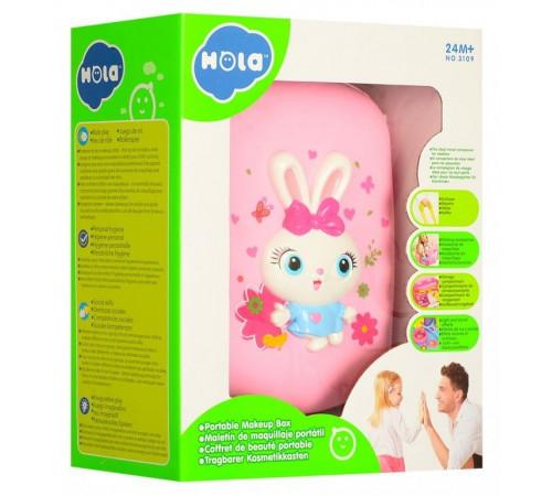 """hola toys 3109 Игровой набор """"Чемоданчик принцессы"""""""