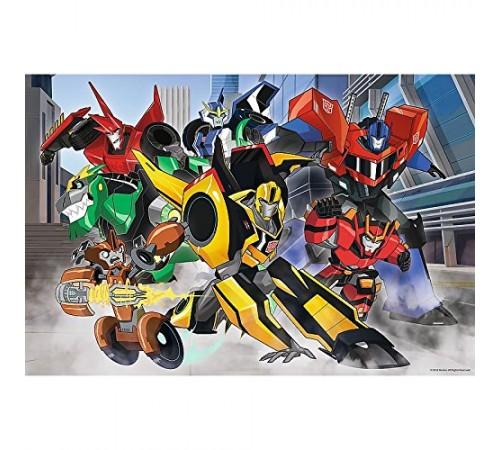 "bs 16307 trefl puzzle - ""100"" - transformers team / hasbro transformers"