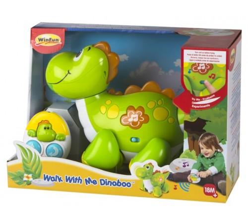 "winfun 42588 Игрушка на радиоуправлении ""Динозаврик"""