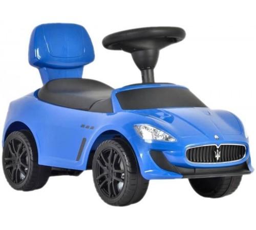 baby mix ur-z353 blue Машина детская maserati синий