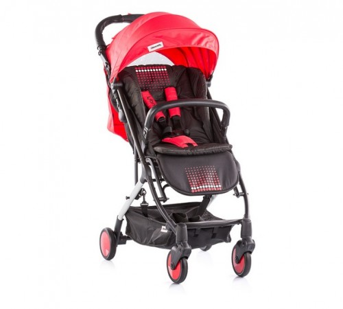 chipolino коляска trendy lktr01701re красный