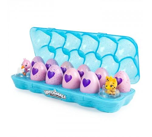 "hatchimals 6041334 Набор ""colleggtibles"" контейнер, 12 яиц с фигурками"