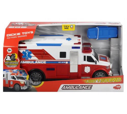 """Jucării pentru Copii - Magazin Online de Jucării ieftine in Chisinau Baby-Boom in Moldova dickie 3308381 mașină """"ambulanță"""" cu lumină și sunet"""