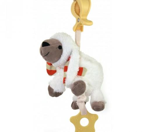 """Детскиймагазин гусь-гусь в Кишиневе в Молдове baby mix  ef-te-16394 Игрушка для путешествий """"Овечка"""""""