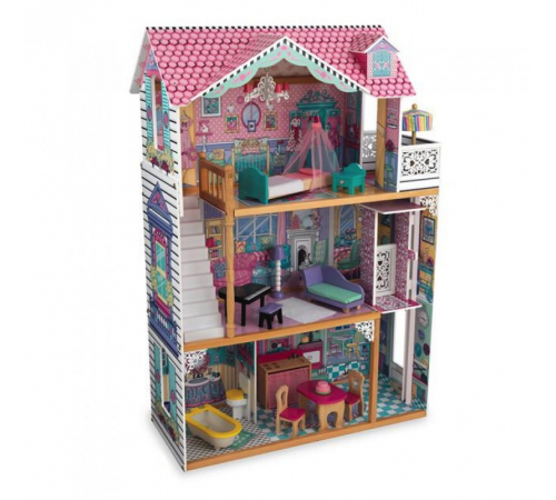 kidkraft 65934 Домик для кукол annabelle dollhouse