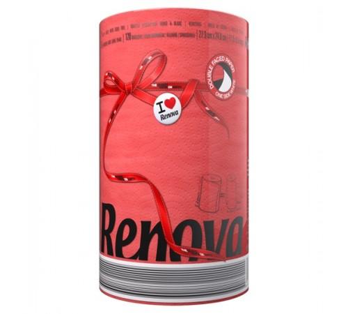 renova Полотенца Бумажные red label (1) красные 8020909