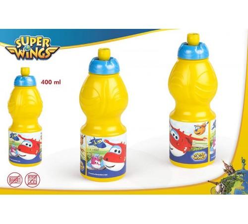 Детское питание в Молдове color baby 76781 cпортивная бутылка  superwings 400ml