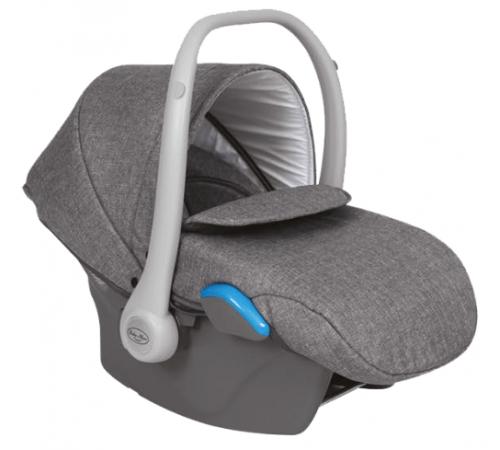 baby merc Автокресло kite fb/01a 0+(0-13 кг.) серый
