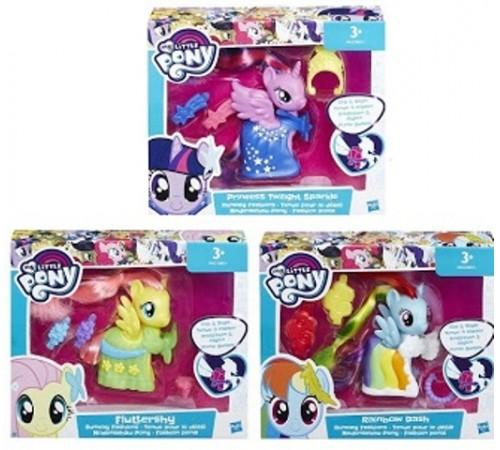 """my little pony b8810 Игровой набор """"Пони-модницы"""" в асс."""
