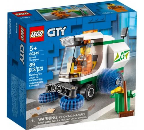 """lego city 60249 Конструктор """"Машина для очистки улиц"""" (89 дет.)"""
