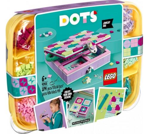 """lego dots 41915 Набор для творчества """"Шкатулка для бижутерии"""" (374 дет.)"""