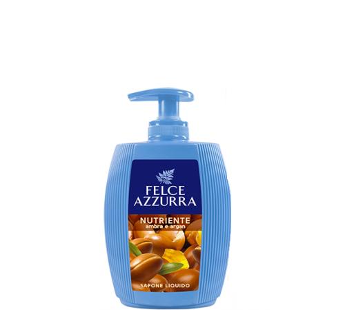 """paglieri Жидкое мыло питательное """"amber & argan"""" (300 мл.) 24245"""