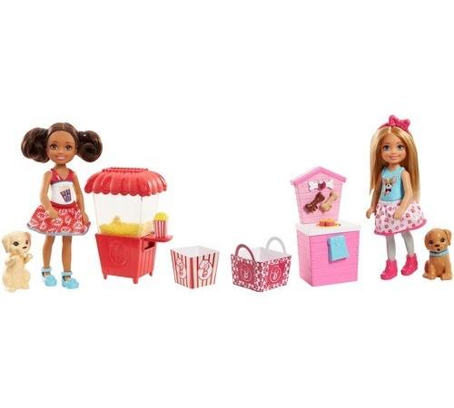 "barbie fhp66 Набор ""Работа для Челси"" (в асс.)"