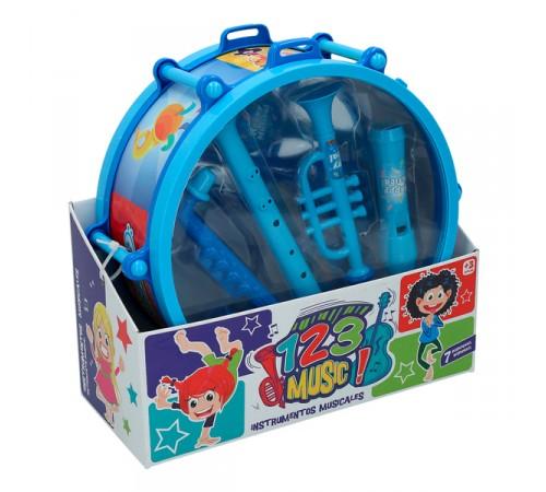 Детскиймагазин в Кишиневе в Молдове color baby 43854 Набор музыкальных инструментов
