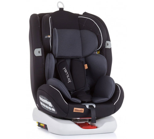 chipolino scaun auto journey isofix 360° stkjr02102at gr. 0+/1/2/3 ( 0-36 kg.) asphalt