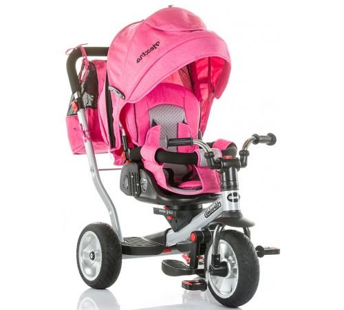 chippolino Трицикл nextro trknx0184pi розовый
