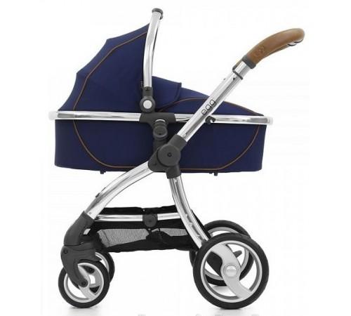 Детские коляски в Молдове egg Коляска 2в1 regal navy & mirror chassis синий