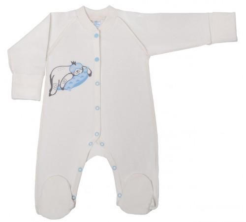 """Одежда для малышей в Молдове veres 101.81-10.62 Комбинезон """"lazy day boy"""" (р.62)"""