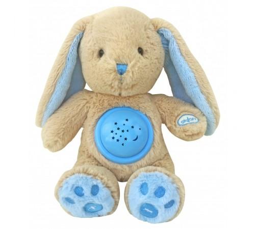 """baby mix stk-18957 blue proiector muzical """"iepuras"""""""