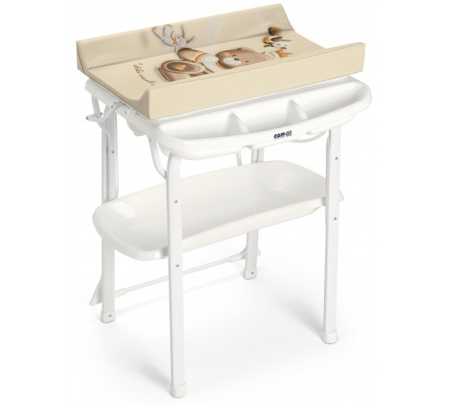 cam Пеленальный столик aqua spa c613-c240 Мишка