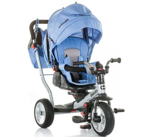 chippolino Трицикл nextro trknx0183bl синий