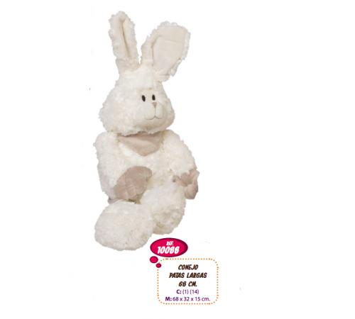 artesania beatriz 10088 Мягкая игрушка Кролик 68 см