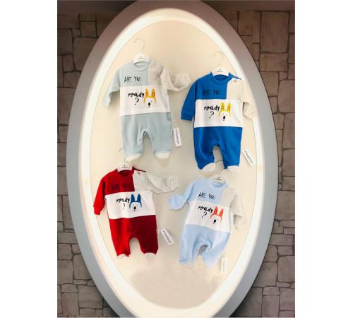 Одежда для малышей в Молдове twetoon baby 113568 Комбинезон (р. 56-62-68) в асс.