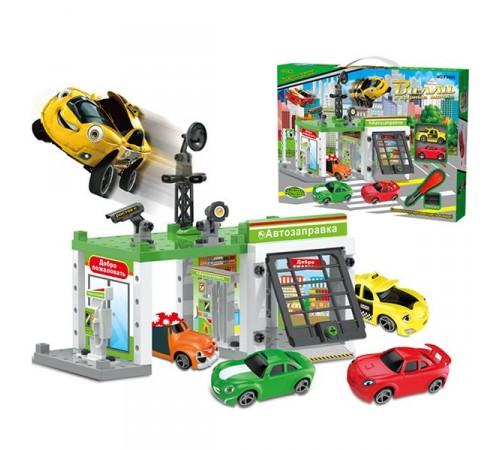 """Jucării pentru Copii - Magazin Online de Jucării ieftine in Chisinau Baby-Boom in Moldova op МЕ05.95 set de joc """"stația de benzină"""""""