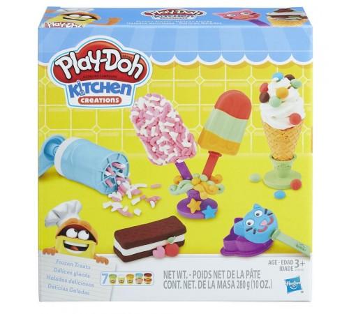 """play-doh e0042 Игровой набор """"Создай любимое мороженое"""""""