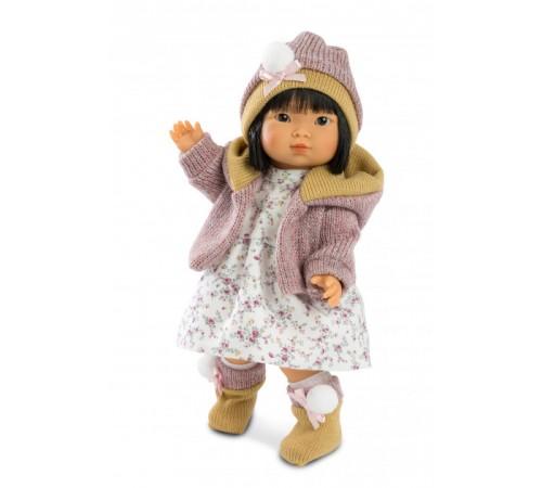 Детскиймагазин в Кишиневе в Молдове llorens Кукла  valeria asiatica 28024
