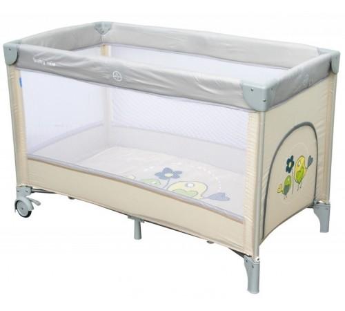 baby mix hr-8052-187 Țarc bej