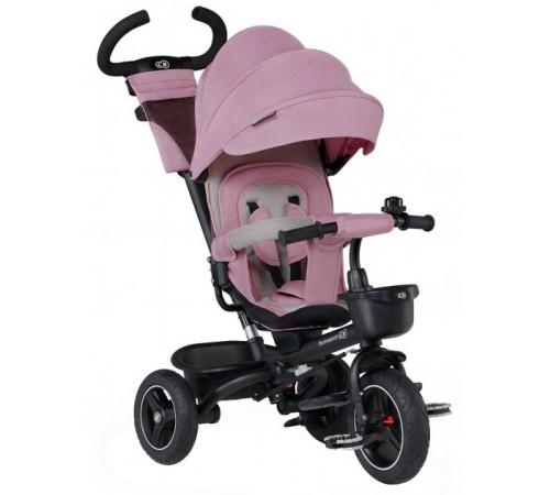 kinderkraft Трицикл spinster 360° розовый