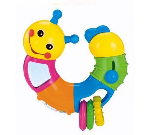 """Детскиймагазин в Кишиневе в Молдове hola toys 786b Погремушка """"Веселый червячок"""""""