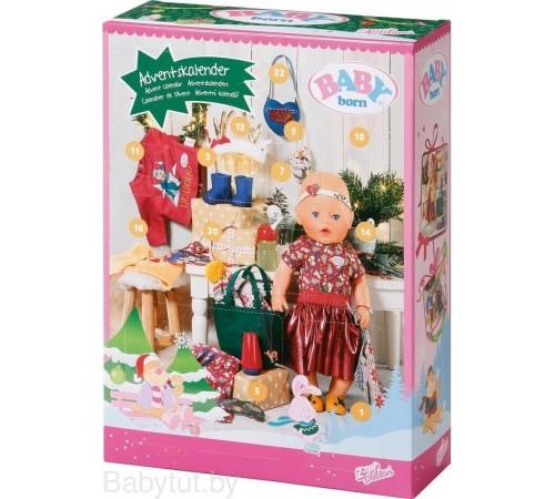 Детскиймагазин в Кишиневе в Молдове zapf creation 826713 Адвент Календарь baby born