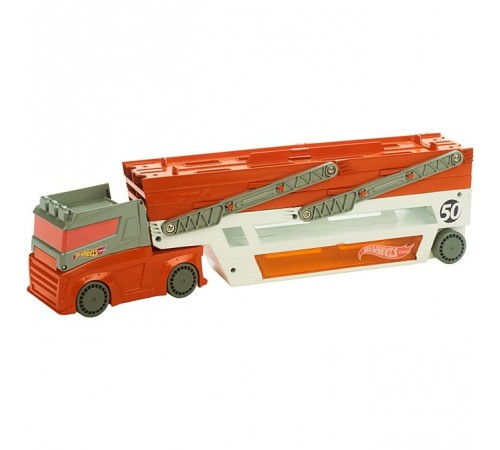 camion transporter hot wheels ftf68