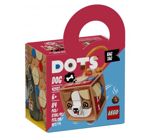 """lego dots 41927 Конструктор """"Брелок Щенок"""" (84 дет.)"""