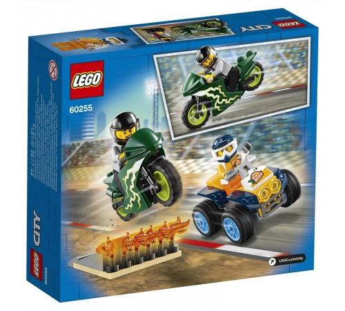"""lego city 60255 Конструктор """"Команда каскадеров"""" (62 дет.)"""
