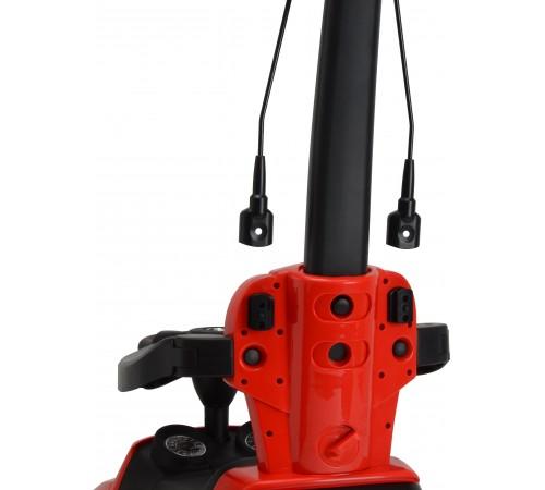 chipolino Машина c ручкой mercedes amg glЕ 63 rocmgle202re красный