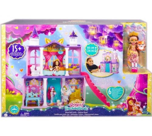 """Детскиймагазин в Кишиневе в Молдове enchantimals gyj17 Игровой набор """"Королевский замок"""""""