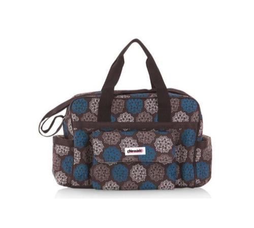 chipolino geanta pentru carucior chicha0165f flori
