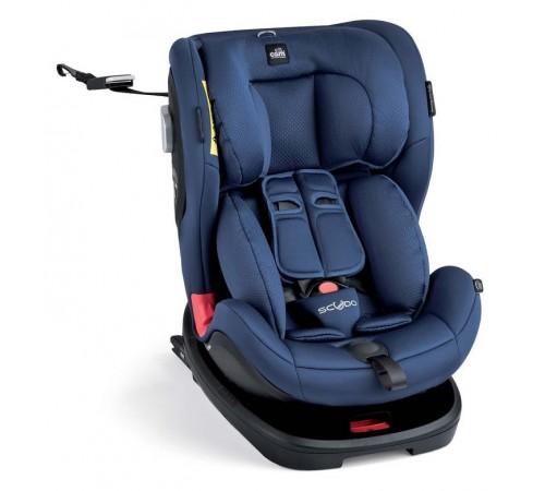 cam scaun auto scudo isofix 168 gr. 0+/1/2/3 ( 0-36 kg.) albastru