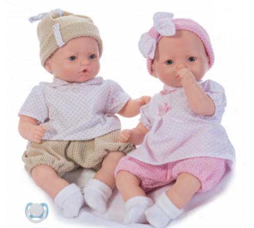 """Детскиймагазин в Кишиневе в Молдове nines Кукла """"nines baby mecanismo estuche"""" 523 (40 см.)"""